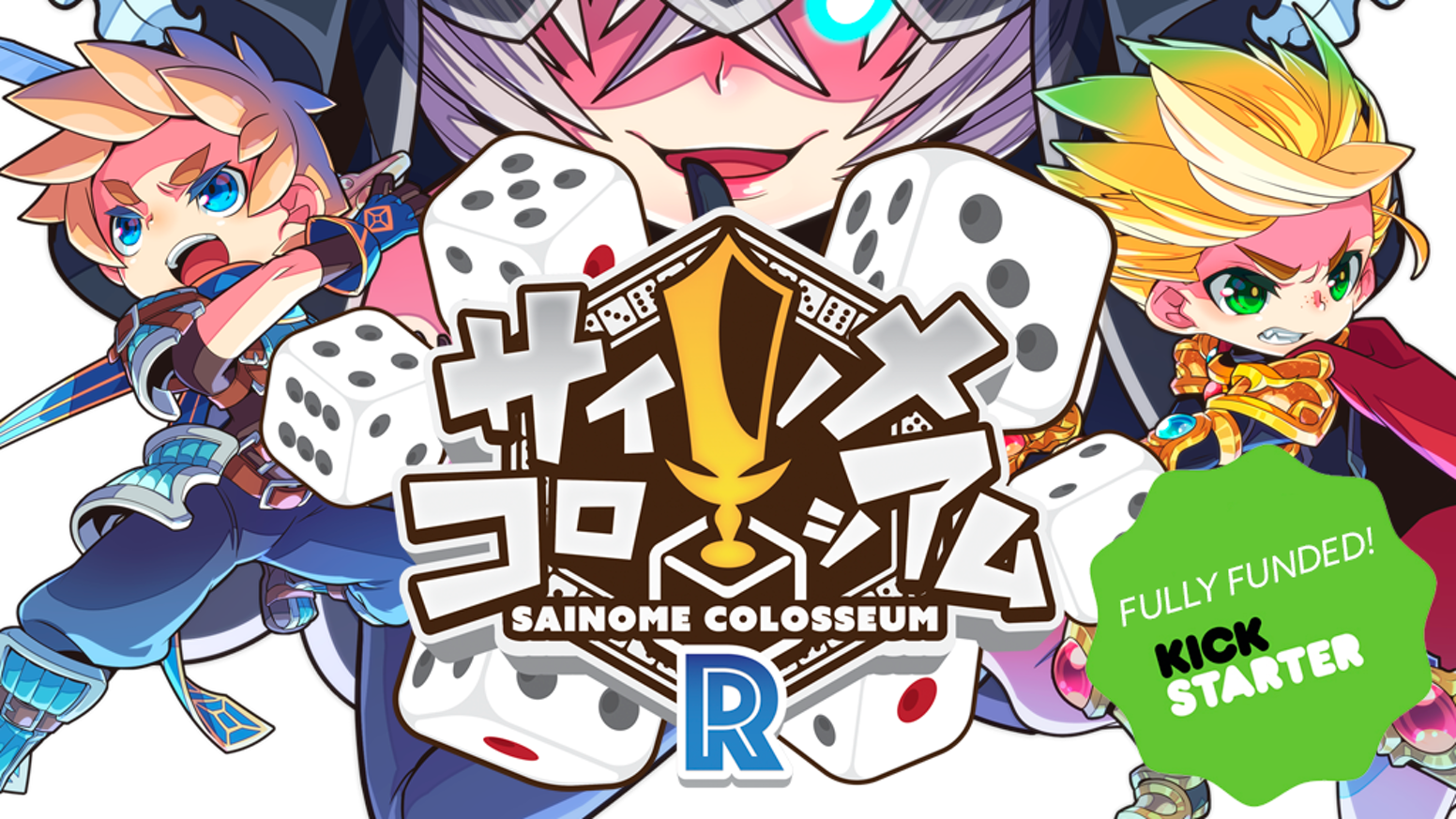 An exciting and ultra-accessible anime-themed tabletop combat game for 2-4