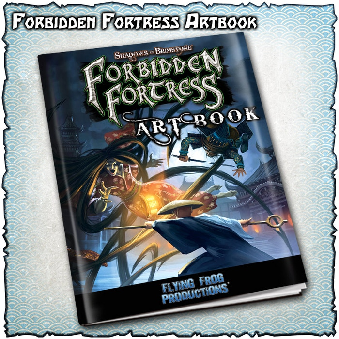 Shadows of Brimstone: Forbidden Fortress by Flying Frog