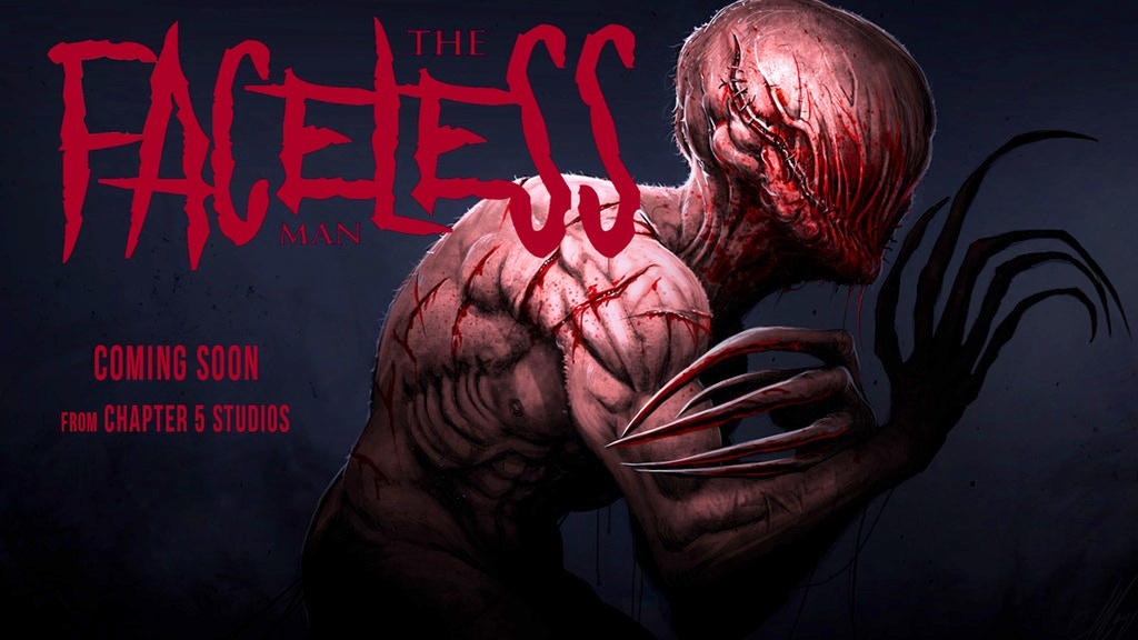 The Faceless Man project video thumbnail