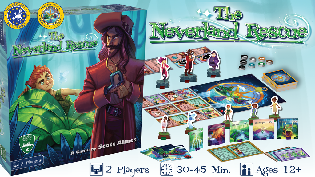 The Neverland Rescue by Scott Almes project video thumbnail