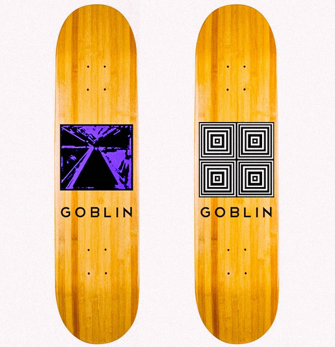 Goblin Skateboard Decks!