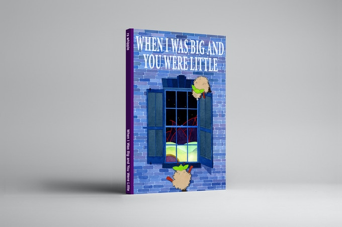 book cover mock-up