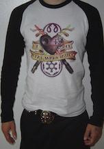"Hannah Aitchison ""I Love My Star Wars Tattoo"" shirt"