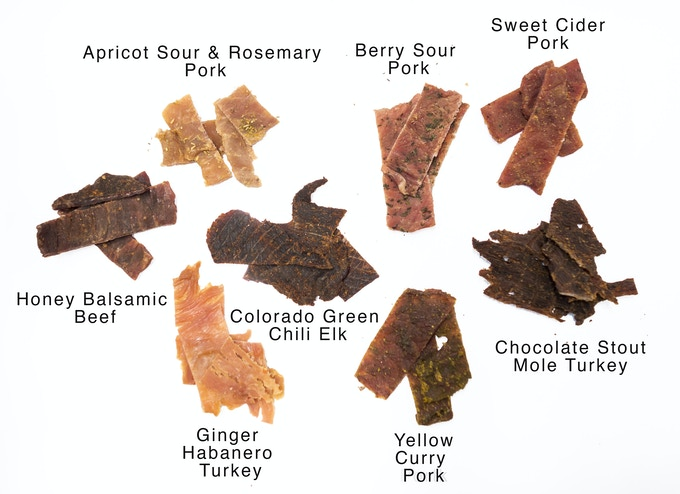 Flavors in development