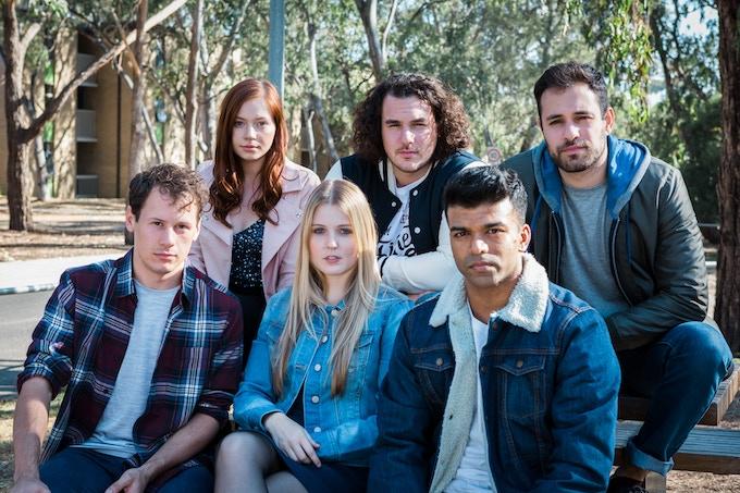 Cast - The Friends