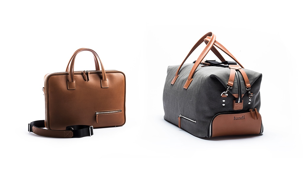 lundi luxury and functional bags project video thumbnail