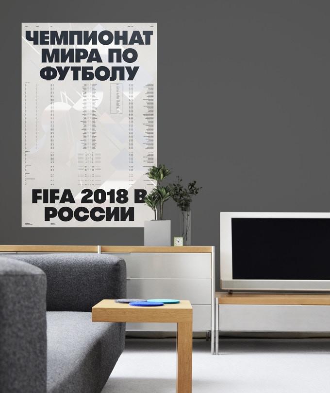 Чемпионат мира по футболу 2018 - таблица