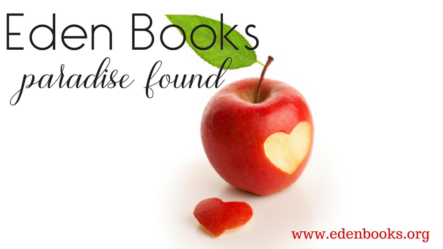 Eden Books - Paradise Found by Robyn Crawford — Kickstarter