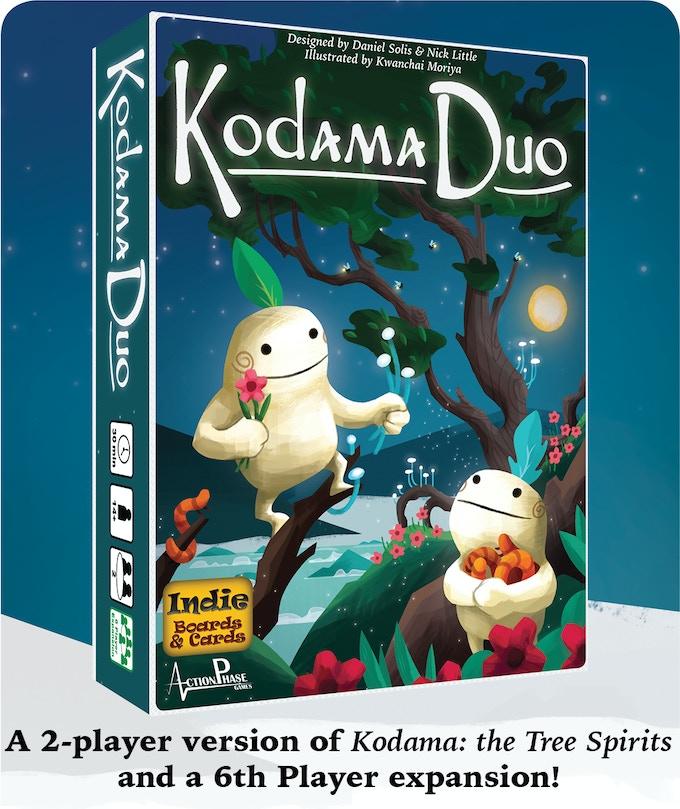 Caja de Kodama Duo