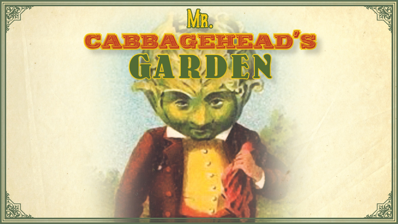 A charmingly eccentric card game about anthropomorphic vegetables for 1-2 players.