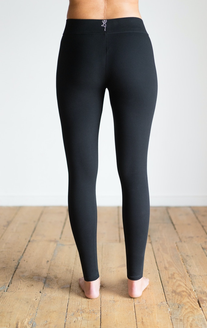 Contouring Side Seamless Extra Long Leggings