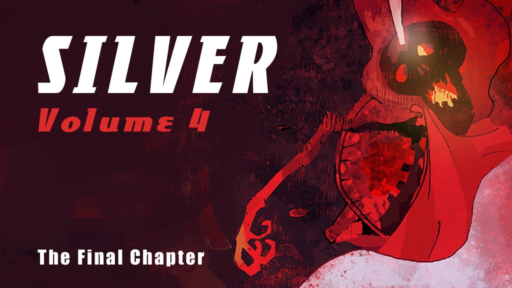 SILVER Volume 4 project video thumbnail