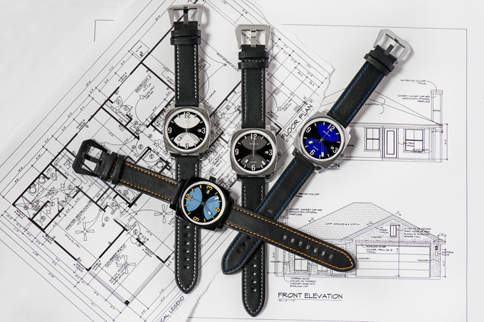 From architecture to watches – it was time for a change!