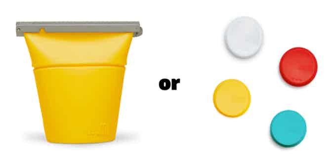 1 bowl or 4 lids of any kind (including the straw lid which comes with a straw), each of these items are 35.00