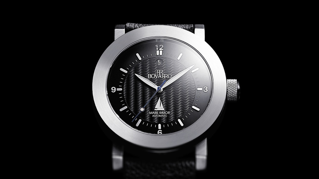 Mare Rimor | The Boldest Nautical Swiss Made watch Ever!
