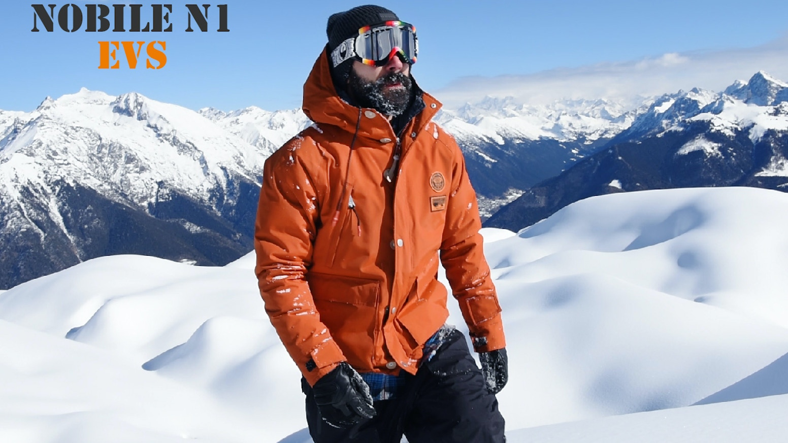 Nobile N1 EVS Jacket is a sports jacket, perfect for urban and outdoor environments with a series of unique technical features!
