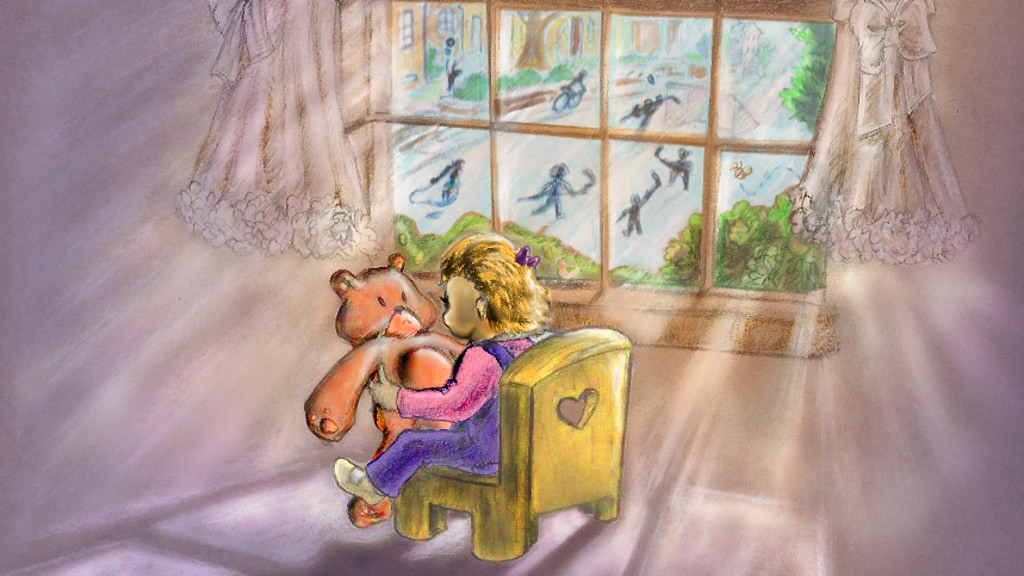 A Children's Picture Book: Will Little Roo Ever…? project video thumbnail