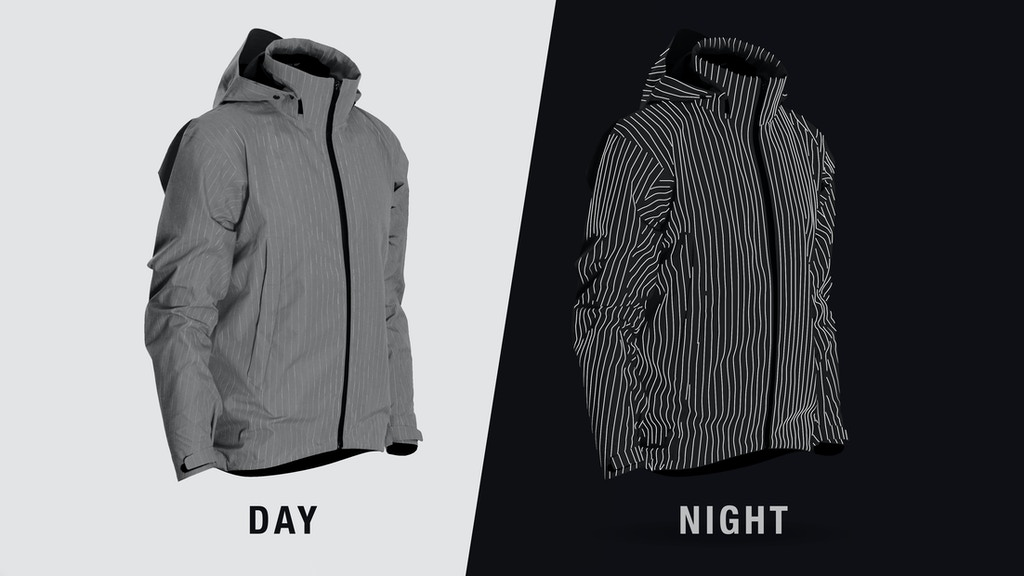 LS2 Reflective Cycling Jacket by Chris Taylor — Kickstarter 1c1dbcdba