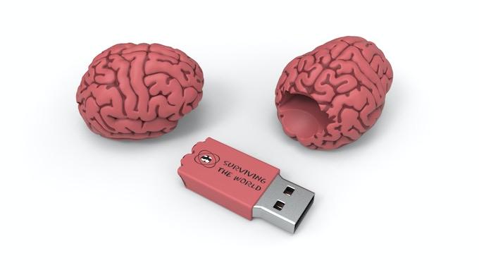 (It's a brain!)