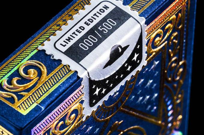 Limited Edition (LE) Tuckbox Seal
