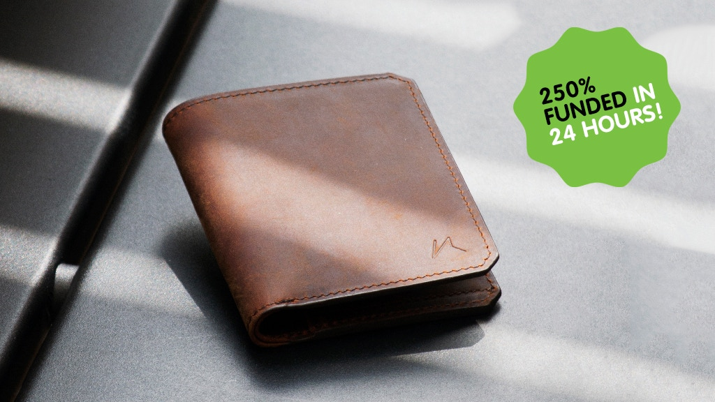 Kaizen: The Most Intelligently Crafted RFID-Safe Slim Wallet project video thumbnail