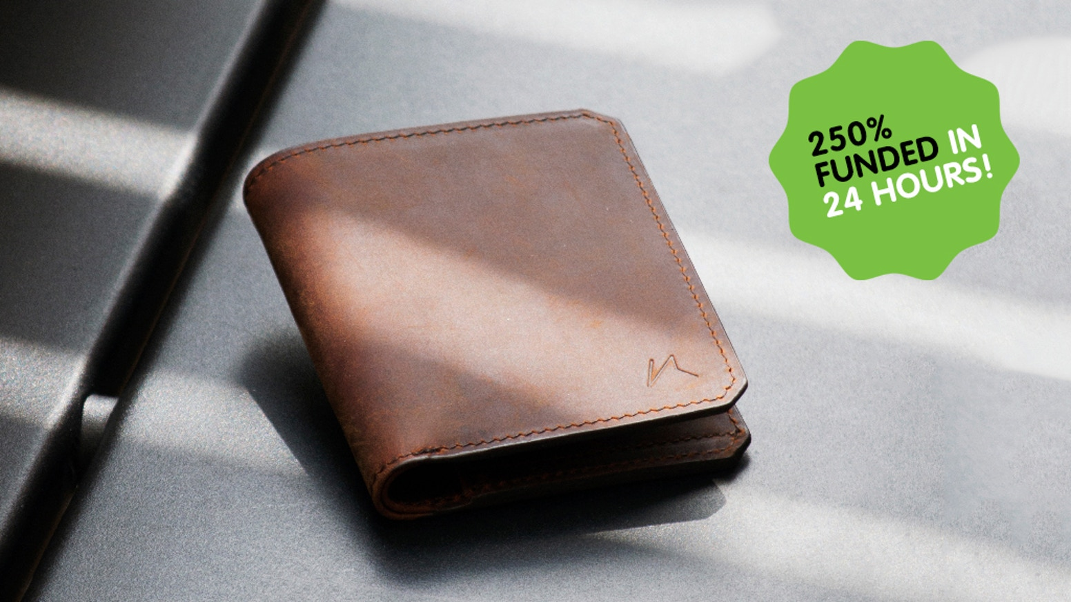 RFID safe slim wallet encompassing the philosophy of Kaizen - continuous improvement. Comes with SIM/SD Card slot and free travel pen.