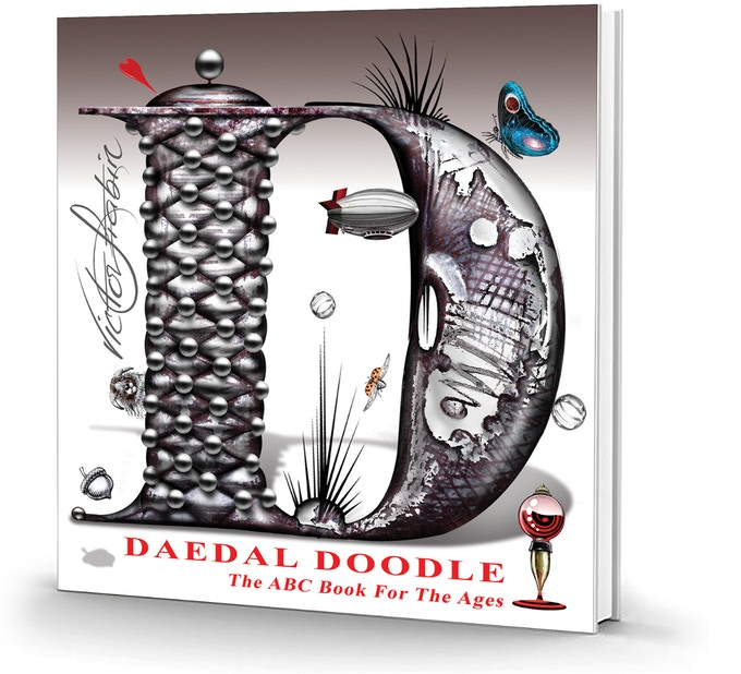 Daedal Doodle, The ABC Book for the Ages
