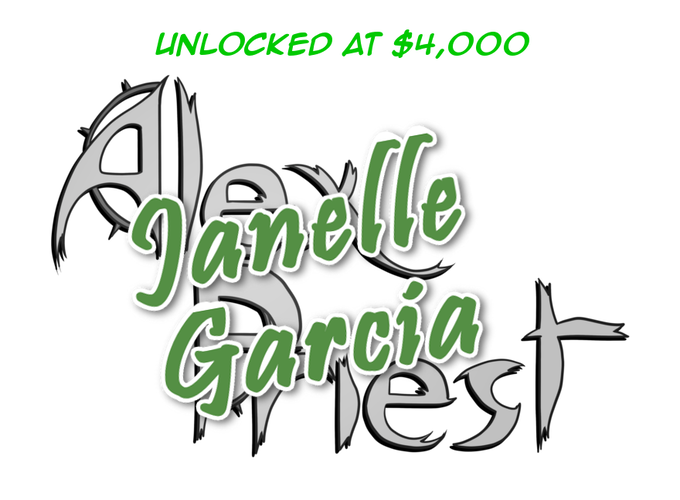It's Janelle's turn. No more Alex. No more vampires. Just hard science, demon hunting and Pokemon Go? Recount Janelle's first days at DEAD in Janelle Garcia: I'm not DEAD yet!