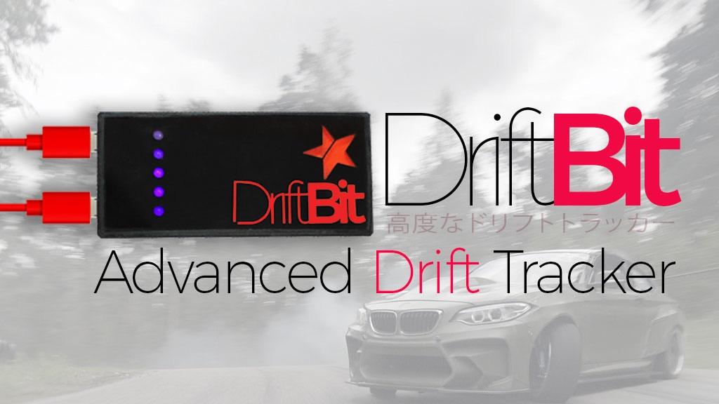Project image for DriftBit : Advanced Drifting Tracker