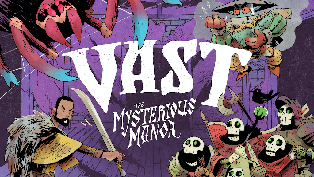 Vast: The Mysterious Manor project video thumbnail