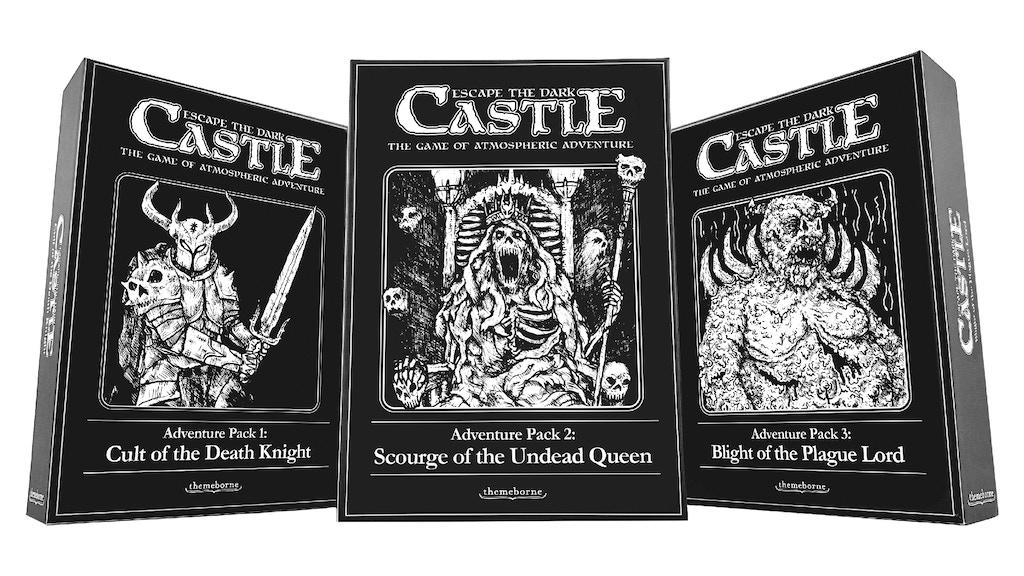 Escape the Dark Castle: The Legend Grows... Project-Video-Thumbnail