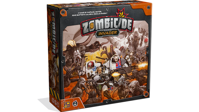 Find the best weapons, learn new skills, and work together to survive a deadly invasion of zombie aliens!