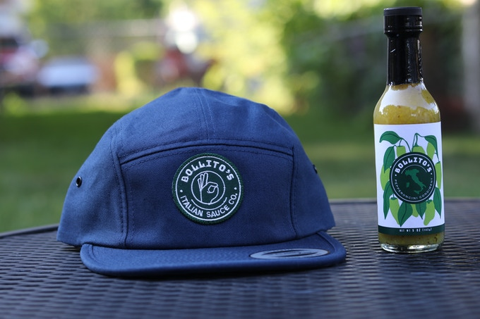 Pizzaiolo Hat & Pepperonci Condiment
