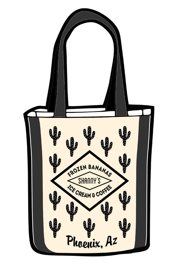 Our Awesome Cotton Tote Bags!