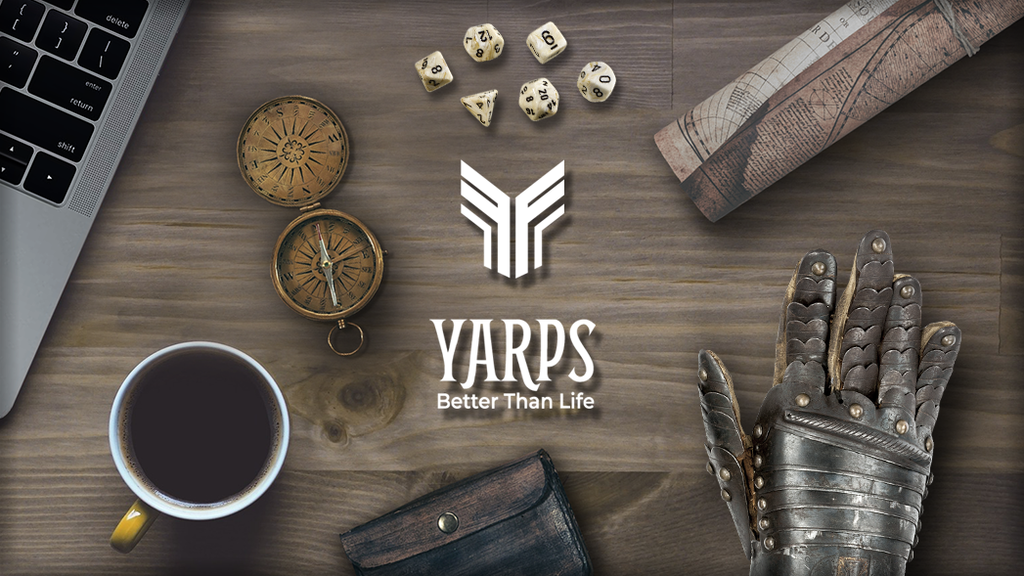 YARPS: A digital toolset for role-playing worlds and stories