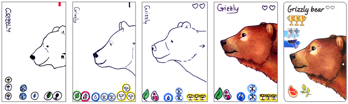 The development of the Grizzly head card from the first prototype to the small series produced for reviewers.
