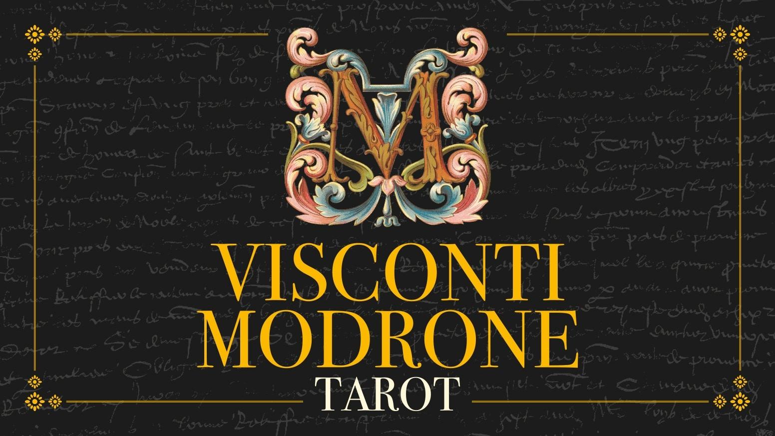 Visconti Modrone Tarot