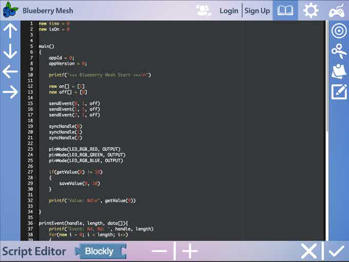 Programming with Berry Script