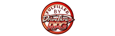 Check out our products on DriveThruRPG now!