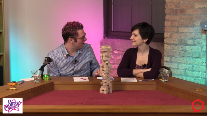 In the wilds of British Columbia, a logging surveyor finds a mysterious beast stalking the forest. James and Alex torment a live Twitch audience on the ONE SHOT RPG channel!