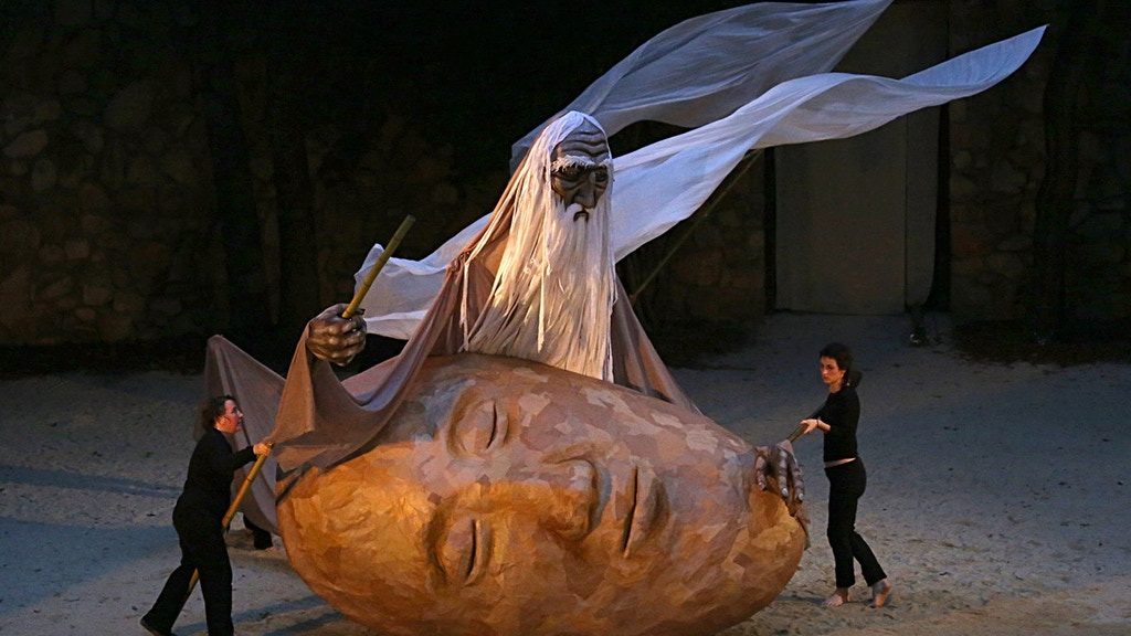 Paperhand Puppet Intervention: In the Heart of the Fire project video thumbnail