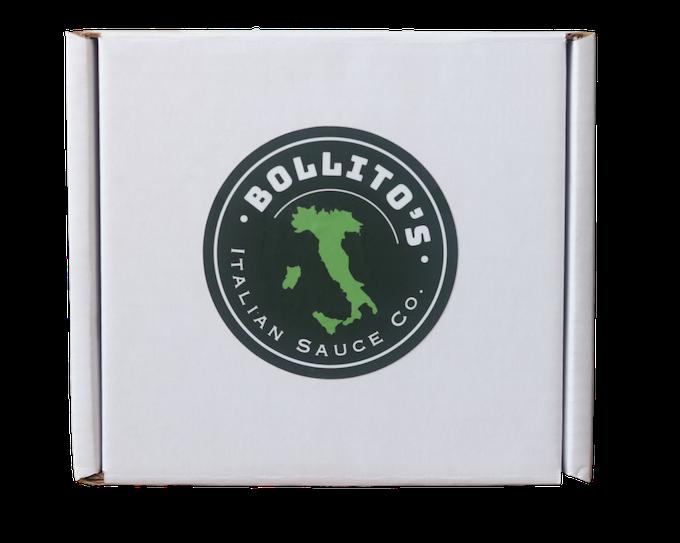 The Bollito Italian Sauce Box
