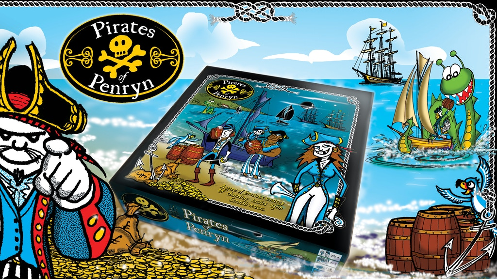 Pirates of Penryn! project video thumbnail