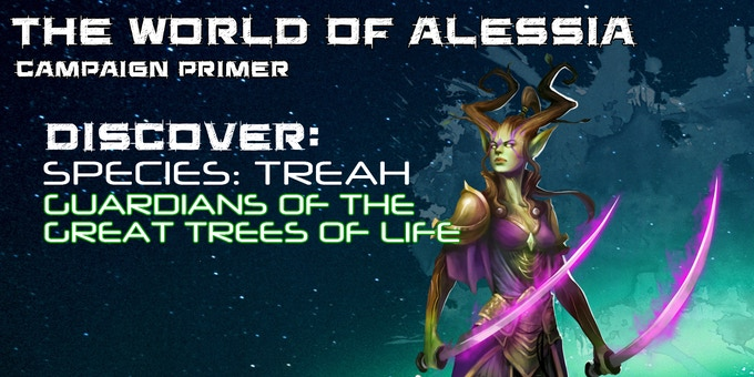 The Treah are one of Alessia's core races.
