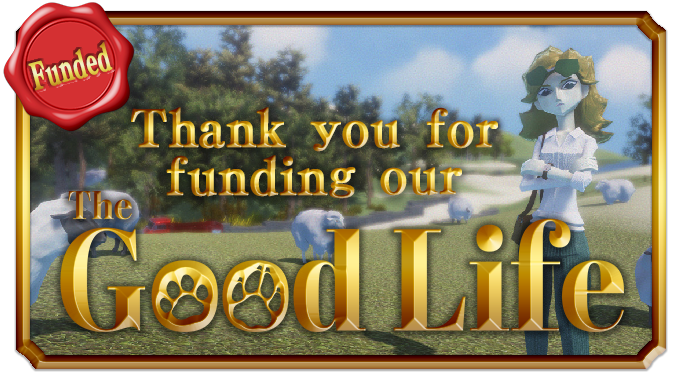 The good life is a new video game co developed by swery and yukio futatsugi