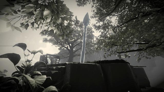 I've captured you spear!