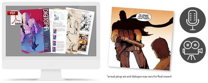 You will also get the collection of Digital Deluxe edition, exclusive set of wallpapers, audio and video commentary