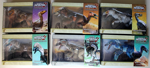 Deluxe Raptor Wave 2 final production in-package