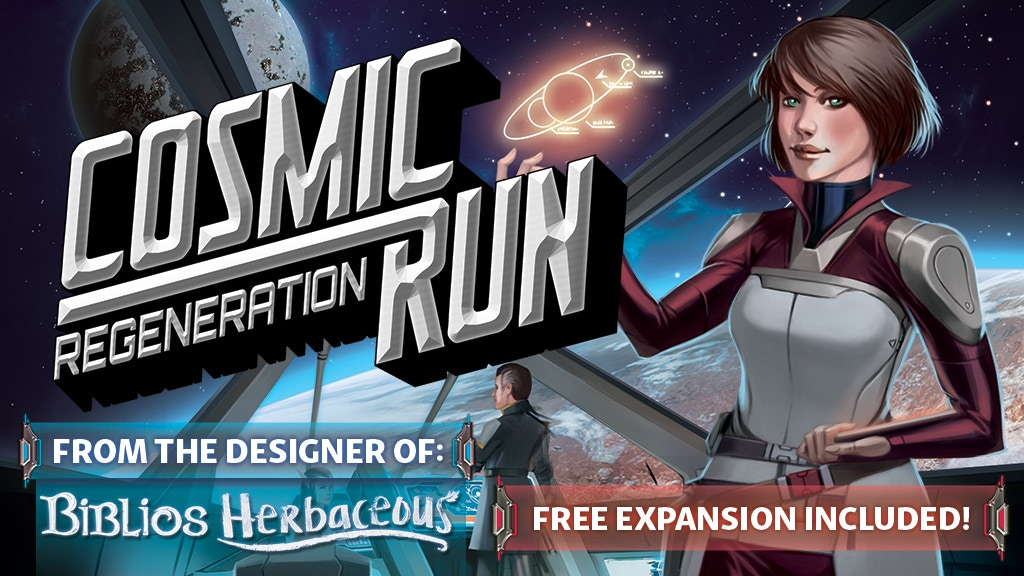 Cosmic Run: Regeneration project video thumbnail