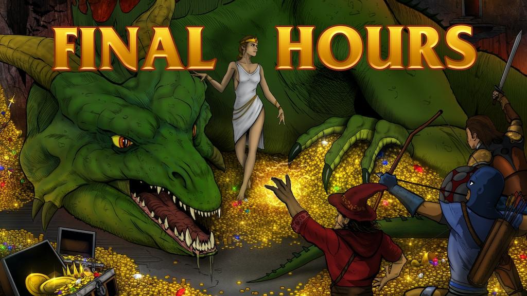 Maximum Mayhem Dungeons #5: Palace of the Dragon's Princess project video thumbnail